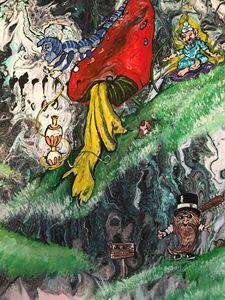 Gnomes in Wonderland