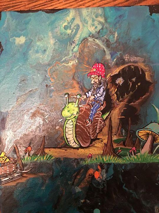Gnome Space Odyssey - Gnomeageddon