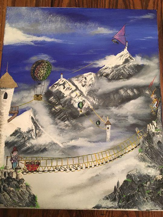 Highlands - Gnomeageddon