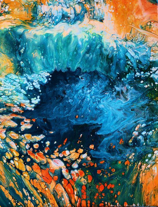 Splashing Wave - Benny Bradford