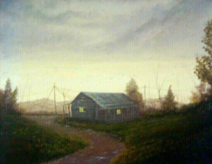 Twilight in the hills - Merrick Palmer