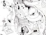 original,abstract drawing