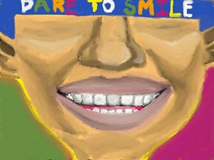 DARE TO SMILE