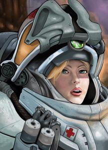 Space Medic - Chance Harvey