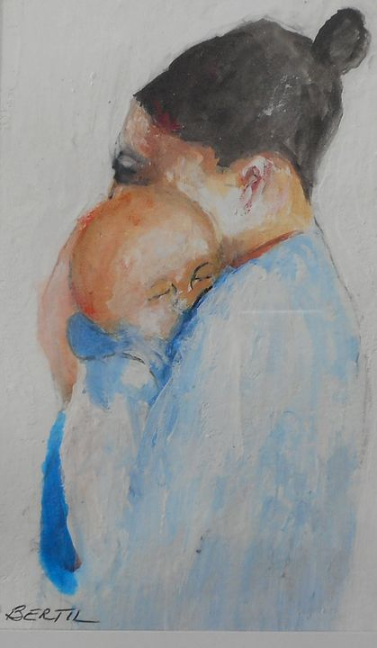 Mother and Child - Bert Scofield