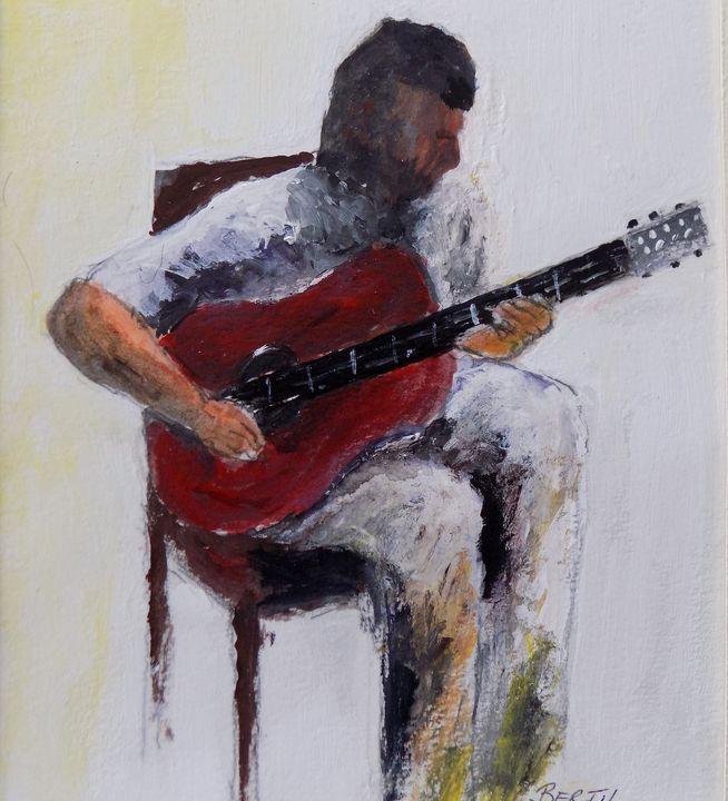 Jazz Guitar - Bert Scofield