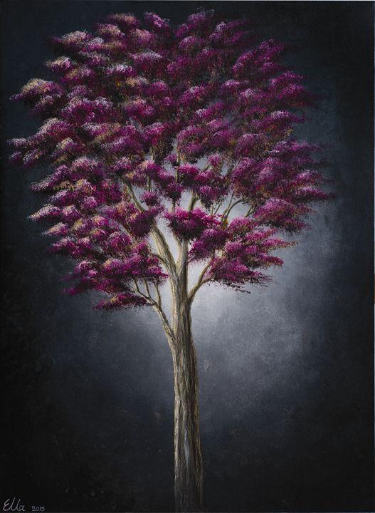 Tree - Ella Okev Visual art