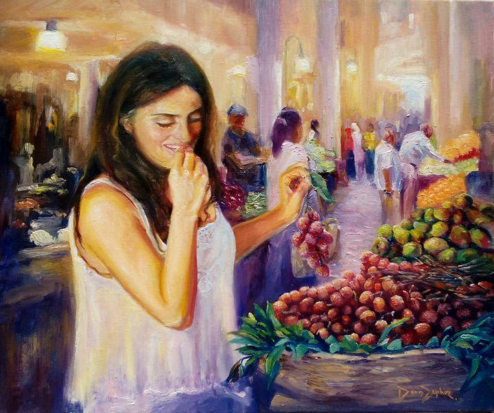 Fruit Market - Denis Zephir