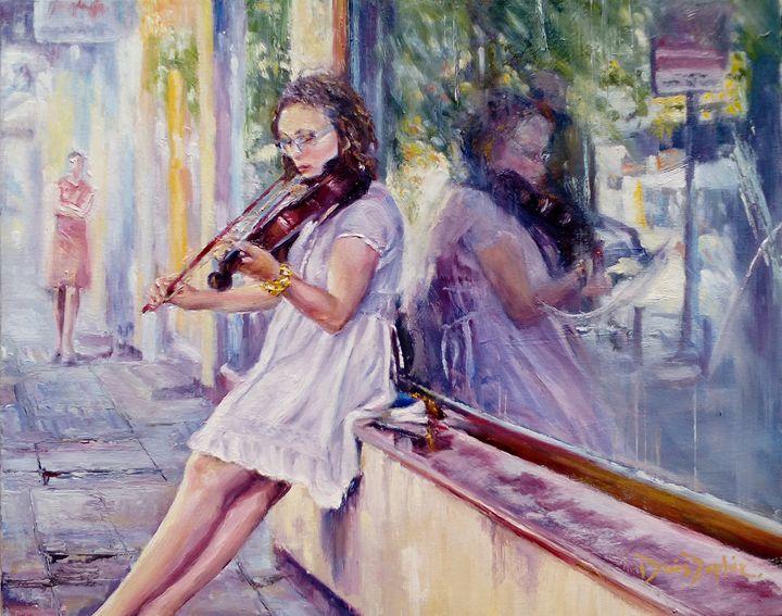 Street Soloiste - Denis Zephir