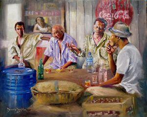 Rum Speakseasy