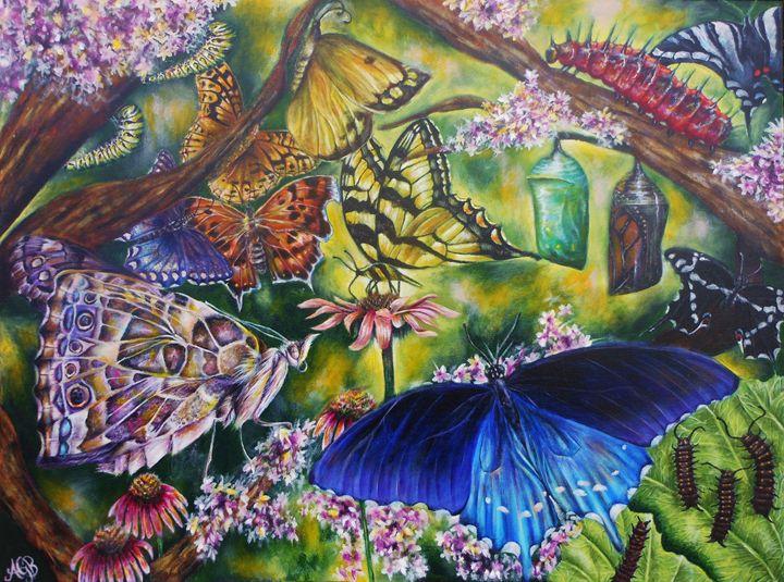 Transformation - Angela Bomarito