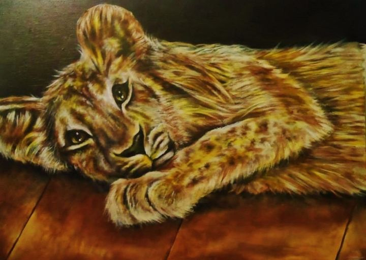 A Lion Called Christian - Angela Bomarito