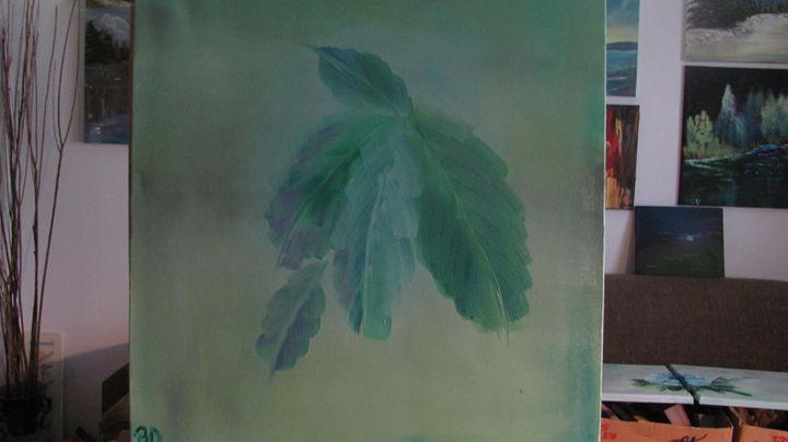 Leaves - Barb Dawes