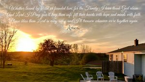 """Home Prayer"""