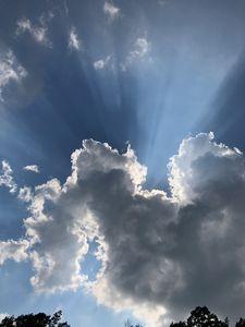 Beautiful Sun Rays