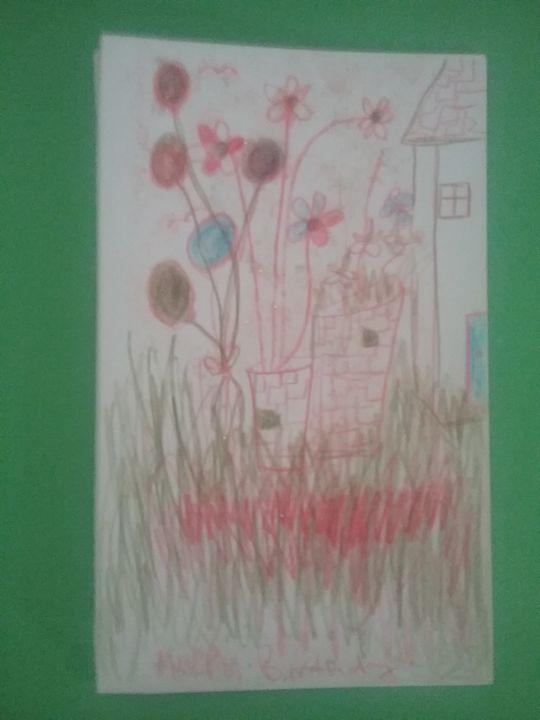 A little house in the field - Belinda jordan1
