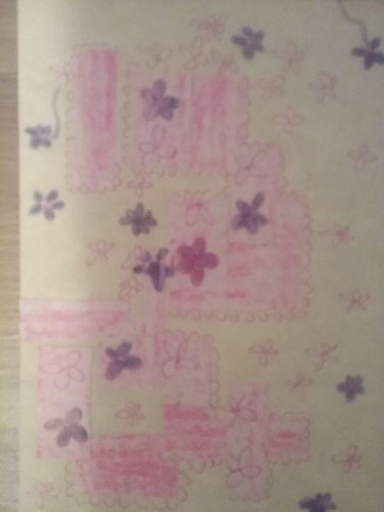 Patterns  of flowers - Belinda jordan1