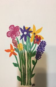 Bouquet of wild flowers - DAYly OKazions