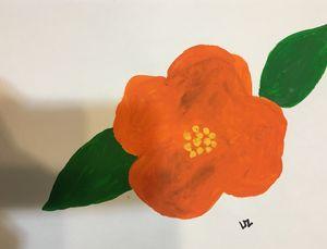 Orange Blossom - DAYly OKazions