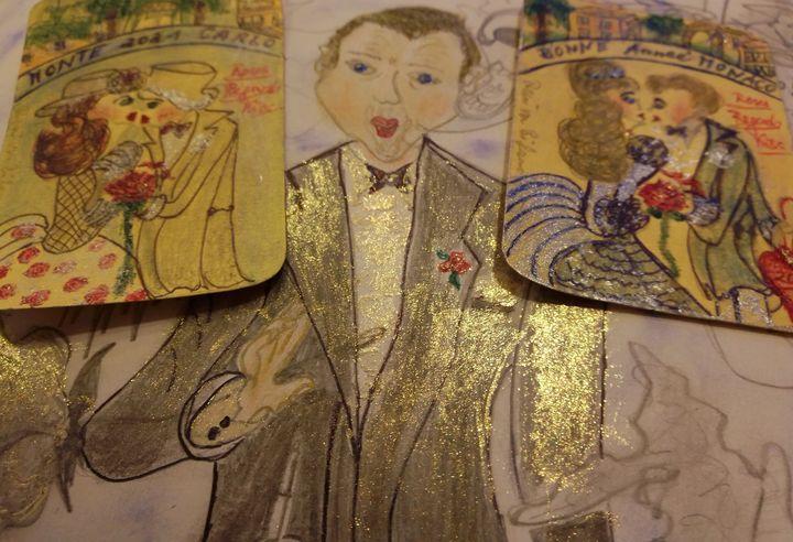 Exif_JPEG_420 Art portrait Daniel Cr - Renis Artstylegallery
