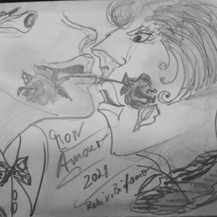 Mon amour 2021 - Renis Artstylegallery