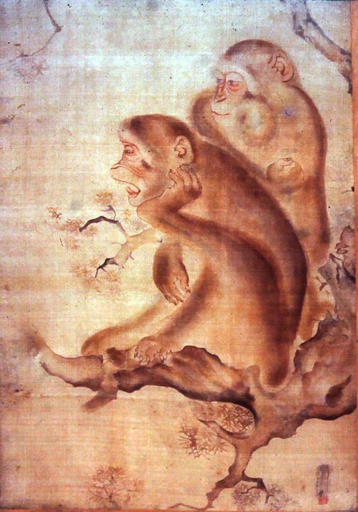 The Monkey's reaction - M.C Thakur
