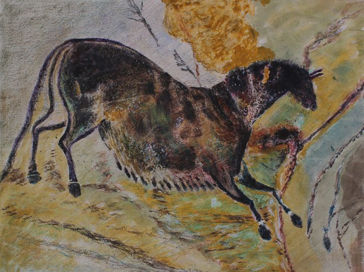 Wild Horse out of gear - M.C Thakur