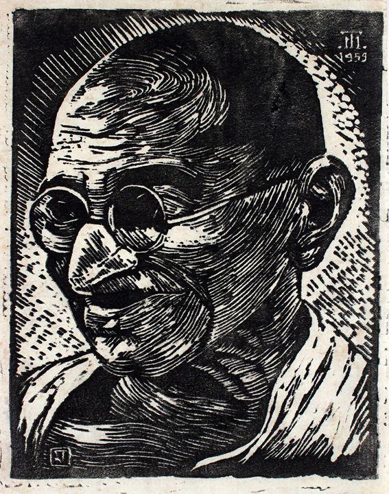 Mahatma Gandhi - M.C Thakur