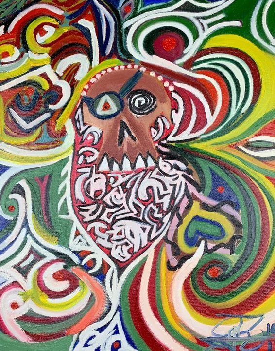 Cinco de Mayo - J. Reagan Art