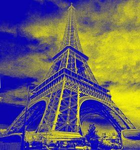 Eiffeltoren C - Netken