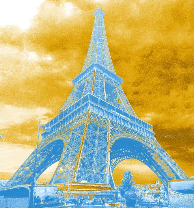 Eiffeltoren A - Netken