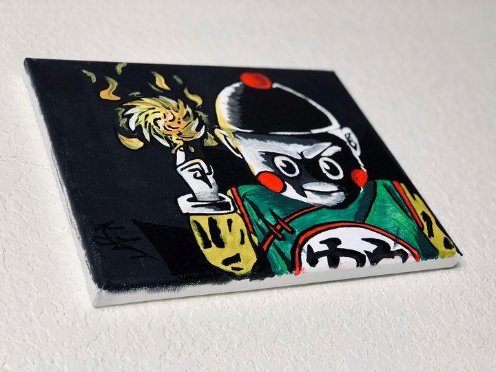 Dragon Ball Z - Chiaotzu - Karlos.Lizarraga