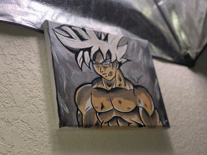 Dragon Ball Super - Goku MUI - Karlos.Lizarraga