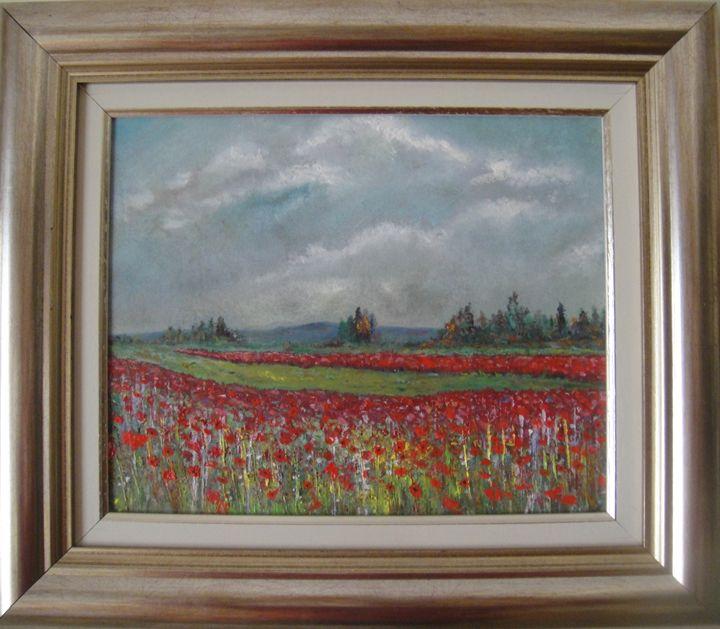 Poppy plot - Goran Konstantinov