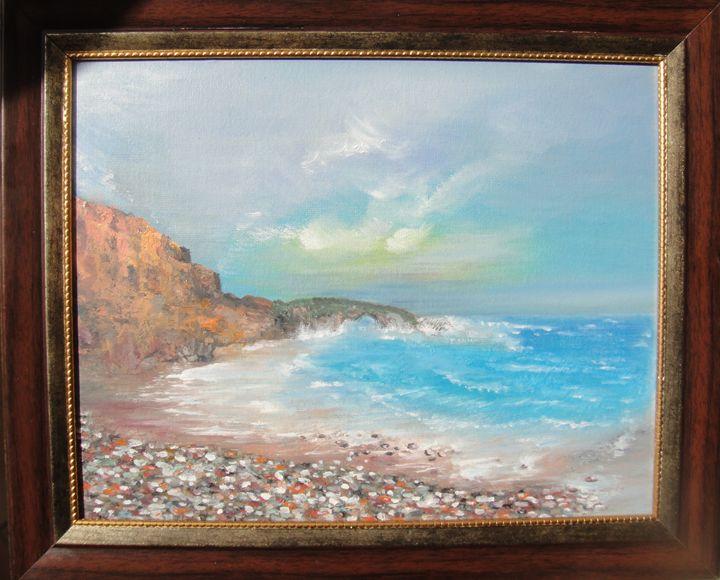 Sea coast - Goran Konstantinov