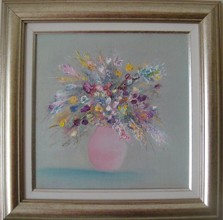 Vase flowers - Goran Konstantinov