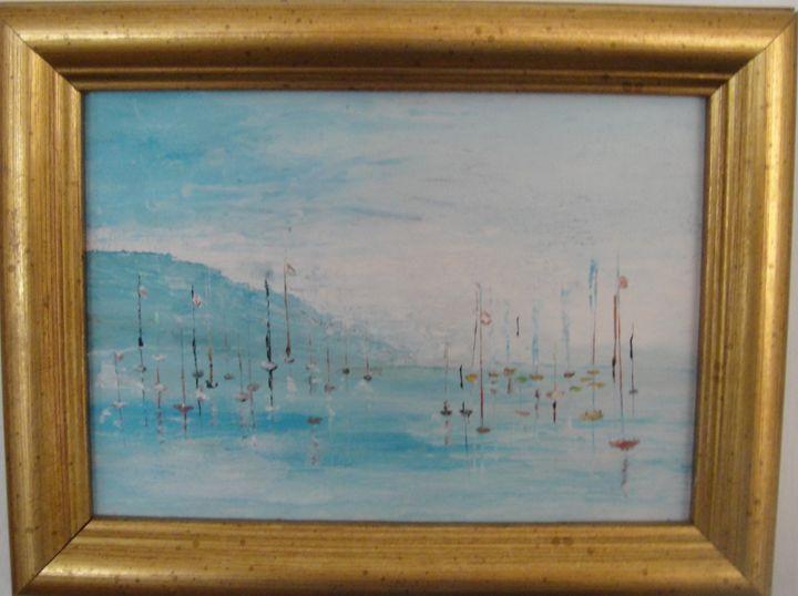 Geneve lake - Goran Konstantinov