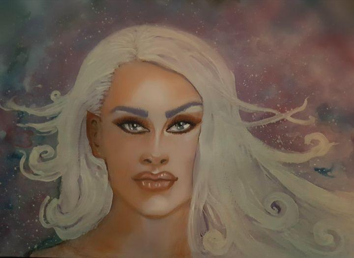 Brave - Art by Lisa-Marie