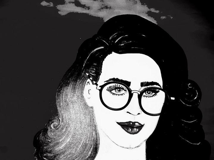 Katy 2 - Art by Lisa-Marie