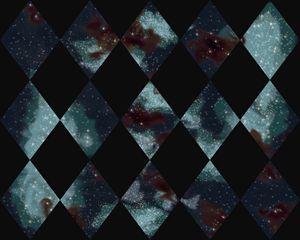 Black Diamond Nebula