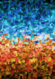 abstract flow art - paru raj