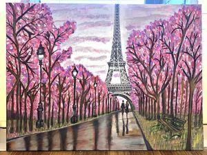 Blooms in Paris
