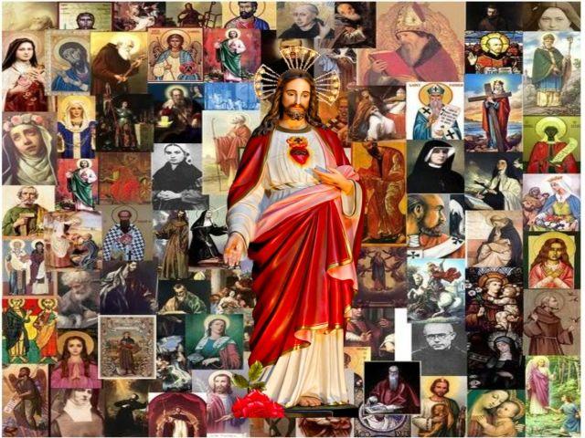 Sacred Heart Of Jesus - 1Elemental