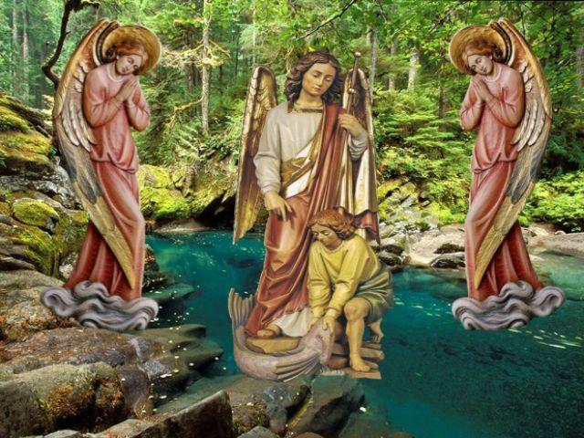 Saint Rafael Show Me how - 1Elemental