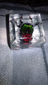 Resin Paperweight