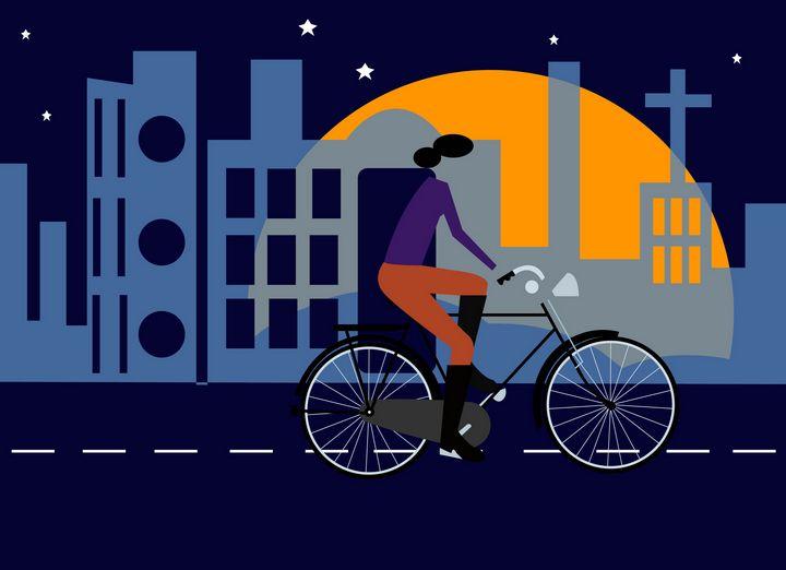 The Night Ride - KYKS