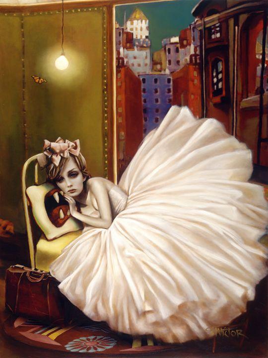 Sweet Dreams - St. Victor Diaries