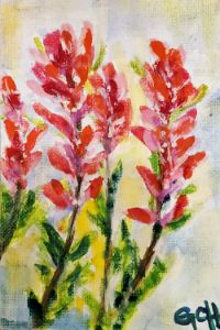 Penstemon for Your Thoughts - Gina's Glass House