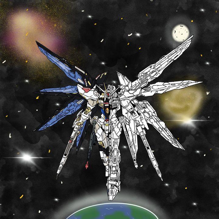 Gundam Unicorn - YBsadComix