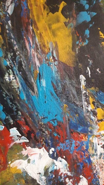 Cores e Abstrato - Neilon Batista